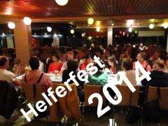 2014 Helferfest